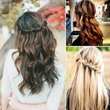 waterfall braid nice french braided hairstyle