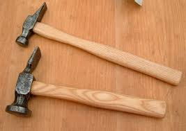 types of antique hammers. the finished product, ready for more years of useful toil. exeter pattern cross pein above was first handle i made. see what mean about types antique hammers