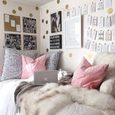 Cool Lights For Dorm Rooms Inspiration From 10 Super Stylish Real Dorm Rooms