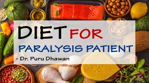 Diet For Paralysis Patient