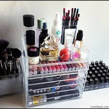 Cosmetic Storage Solutions 98 Best Makeup Beauty Storage Ideas Images On  Pinterest Best Interior