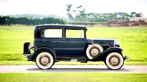 Chevrolet Independence Coach AE 9 1931 - YouTube