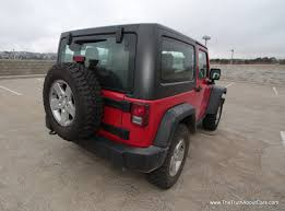 Review: 2012 Jeep Wrangler Rubicon - The Truth About Cars