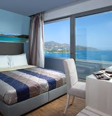 Double or Twin Room with Side Sea View Mistral Bay Hotel