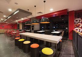 Interior Design Fast Food