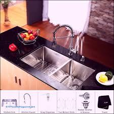 kraus khu103 33 kpf1612 ksd30ch stainless steel chrome kitchen