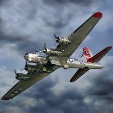 Resultado de imagem para aviao b-17