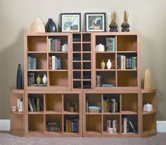 Living Room Bookshelf Decorating Furniture Bookshelf Decorating Ideas Functional Book Storage