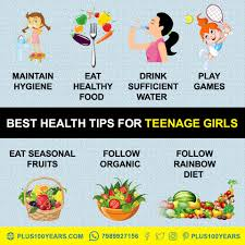 Diet tips for teen girls