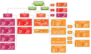 Flow Chart Based On Tenses French Verb Flow Chart French Verbs Learn French French