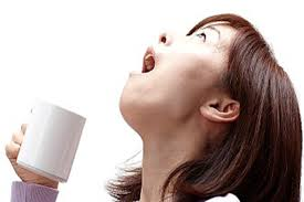 ách chữa đau họng và ngứa tai