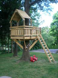 Easy Kids Tree Houses Treehouse Easy Kids Tree Houses Nongzico