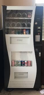 Combo Vending Machine Beauteous Combo Vending Machine Excellent Condition Business Equipment