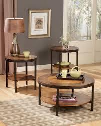 wood coffee table set. Ashley Furniture Coffee Table Set Wood S