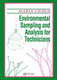 quality assurance technicians environmental sampling and analysis for technicians crc