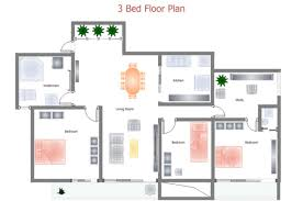 building floor plan examples office layout software free