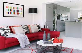 what color rug with red couch plus best of 33 home decor trends to try in 2018