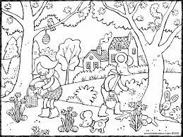 Pasen Colouring Pages Pagina 2 Van 4 Kiddicolour