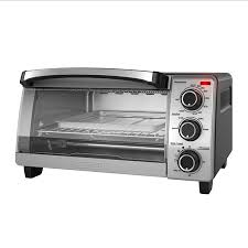 black decker natural convection toaster oven stainless steel to1755sb