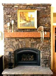 air stone fireplace air stone fireplace air stone over brick fireplace contemporary fireplace how to install