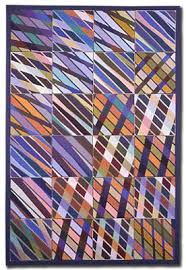 101 best Abstract images on Pinterest | Quilt art, Contemporary ... & Anne McKenzie Nickolson, Indianapolis textile artist creates such striking  and graphic art. Adamdwight.com