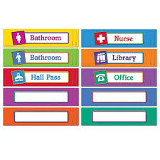 Hallway Pass Template Printable Hall Passes Under Fontanacountryinn Com