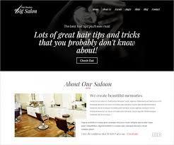 Barber Shop Website Barber Shop Website Templates Themes Free Premium Free