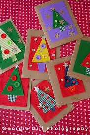 Christmas Card Craft Idea For Children  Early Years Resources BlogChristmas Card Craft For Children