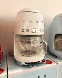 View and download smeg dcf01 instruction manual online. Pre Order Smeg Drip Filter Coffee Machine Tv Home Appliances Kitchen Appliances Coffee Machines Makers On Carousell