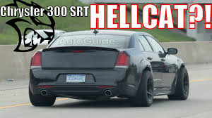 2018 chrysler 300 srt hellcat. exellent chrysler is fca testing a chrysler 300 srt hellcat spy photos for 2018 chrysler srt hellcat 0