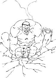 Small Picture Hulk vs abomination coloring pages Hellokidscom