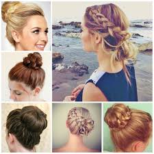 Different Bun Hairstyles 6 Sock Bun Hairstyles Hairstyles 2017 Best Haircuts And Hair