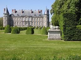 The castle of haroue - Lorraine Tourisme