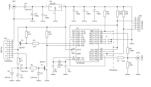 small tv terminal atmega microcontroller standalone version wiring diagram for standalone version