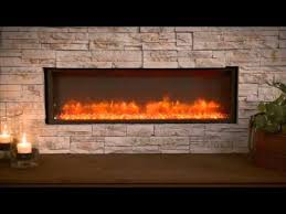 linear electric fireplace. Gallery Collection Built In Linear Electric Fireplace - The Outdoor GreatRoom Company O