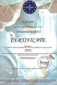 qualification dr mk clinic website certificates