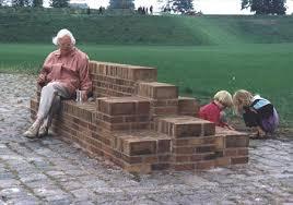 bricks furniture. Brick Bench Bricks Furniture