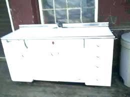 old metal kitchen cabinets retro for vintage sink kitche