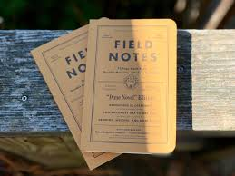 Field Note Harry Marks On The Dime Novel Field Notes Edition Woodclinched 22