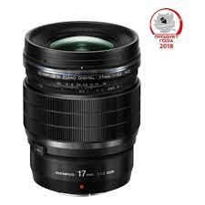 <b>Объектив Olympus ED 17mm</b> f/1.2 PRO — купить в интернет ...