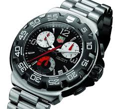 """ultimate guide to the tag heuer formula 1 the home of tag heuer note that all the formula 1 watches from 2004 to today have the words """"tag heuer formula 1"""" on the dial rather than just the model """"formula 1""""as on"""