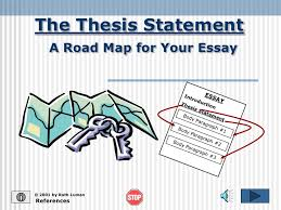 thesis statement lisa simpson on thesis statements topic thesis statement ppt