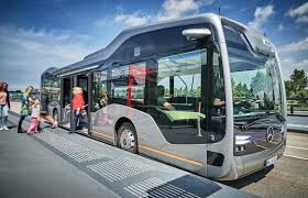 Image result for picture of self driving bus
