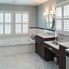 carrara marble bathroom designs. Delighful Carrara Carrara Marble Bathroom Fair Designs On Classic Bath  In Design By Hexagon Floor