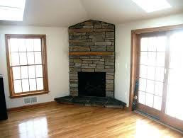 gas fireplace corner unit intallation gas fireplace corner unit ventless