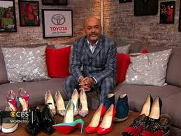 Christian <b>Louboutin</b> on his famous red-soled footwear - YouTube