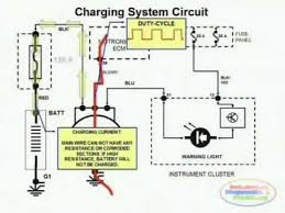 charging system & wiring diagram youtube youtube Briggs and Stratton Ignition Kill Switch Wiring Briggs Wiring Schematic #13