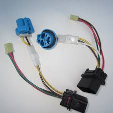 2) new complete internal headlight wiring harness 1999 2005 vw metra 40-vw12 at Metra Mk4 Wiring Harness
