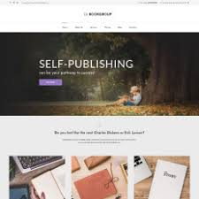 book publishing templates publishing company templates templatemonster