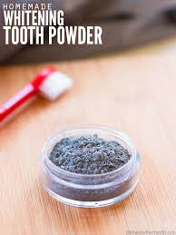 don t it from this activated charcoal teeth whitening powder recipe is